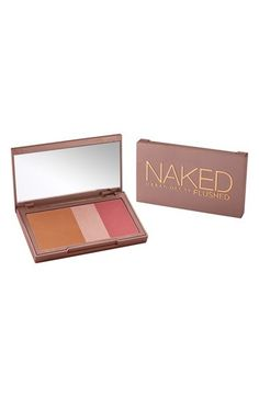 Urban Decay 'Naked Flushed' Bronzer, Highlighter & Blush Palette available at #Nordstrom