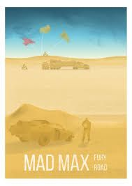 Image result for mad max fury road poster