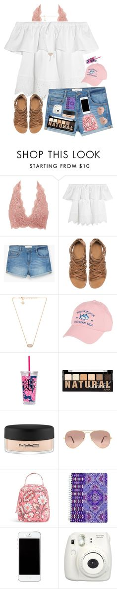 """The shoes"" by mmprep ❤ liked on Polyvore featuring Charlotte Russe, Madewell, MANGO, Zara, Kendra Scott, Southern Tide, NYX, MAC Cosmetics, Ray-Ban and Vera Bradley"