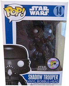 Funko Pop Star Wars 14 Shadow Trooper