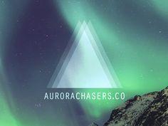 Aurora Chasers logo by Jamen Percy