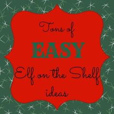 Tons of easy elf on
