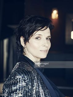 Juliette Binoche  photographed for Self Assignment on May 20, 2014 in Cannes, France.