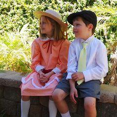 jane and michael banks costume