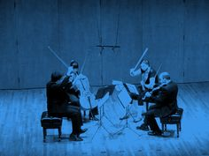 The precise and empassioned Silver Birch String Quartet String Quartet, Birch, Artists, Weddings, Concert, Silver, Money, Wedding, Recital