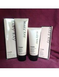 Mary Kay Timewise Cleanser and Moisturizer Set for Combination to Oily Skin Boxed Fresh Made 2012 Retail 40 ** You can get more details by clicking on the image.