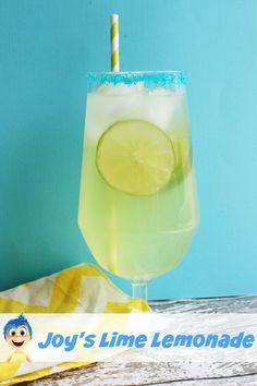 Joy's Lime Lemonade