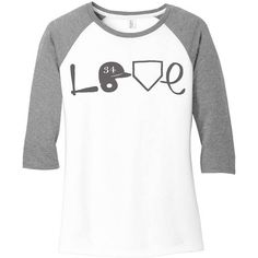 Baseball is a game of inches and beautiful when played right. Baseball is loved by many all over. Watching a baseball game in the summer is one of the most Baseball Mom Shirts, Baseball Boys, Softball Mom, Sports Shirts, Cute Shirts, Baseball Stuff, Baseball Tank, Baseball Sister, Baseball Videos