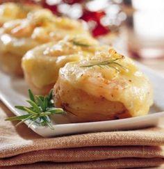 Recetas de Patatas rellenas