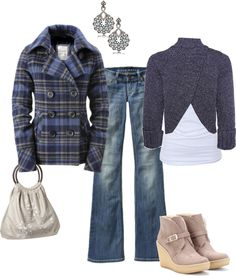 """Winter Warmth and Comfort"" by my-pretend-closet on Polyvore"