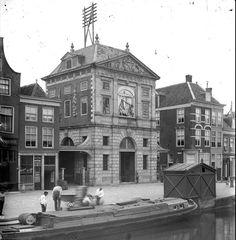 De waag in my hometown Leiden