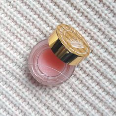 EMILE CORDON CASHMERE-ON LIP POT, LUXURIOUS LITTLE COMPANION | fannyanddailybeauty.com | Bloglovin'