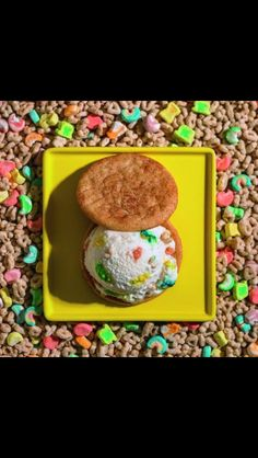 Your #Childhood #Fantasy #Dessert is Here: #Whiskey #LuckyCharms #IceCreamSandwich with Maple Flapjack #Cookies !!!  #Icecream sandwich entrepreneurs Natasha Case and Freya Estreller of #Coolhaus have built a treats empire that includes two locations in #California to go along with a fleet of 12 trucks in #NewYorkCity, #LosAngeles, Dallas, and #Austin, Texas    www.eatcoolhaus.com #lazydays .....#beachdays #boho #beach #bohemian #summer #lolliswim #msboheme   www.msboheme.com