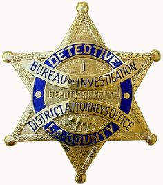 Los Angeles county DA investigator