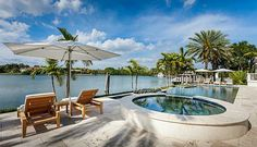 Gables Estates, Miami Florida luxury homes for sale. All listings available for Gables Estates real estate. View features like map view, square footage, and a variety of property photos. Contact the Our One Sotheby's Miami Realtor Team for more informa Property Finder, International Real Estate, Coral Gables, Master Suite, Luxury Homes, Florida, Outdoor Decor, Miami, Wordpress