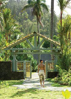 The Spa at Travaasa Hana, Maui