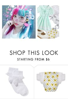 """""""luna //"""" by trippy-anons ❤ liked on Polyvore featuring John Lewis, The Honest Company, Elephantito and YUYU"""