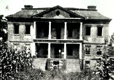 Drayton Hall post civil war