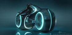 Daniel Simon / Tron Legacy Light Cycle   danielsimon