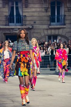 Chanel Spring/Summer 2015.