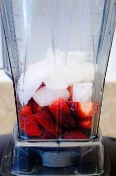 How To Make Fruit Slushies