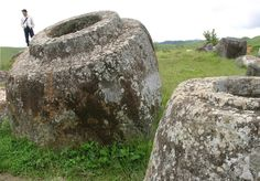 Ancient Urns or Drinking Vessels for Giants? Behind the Mysterious Plain of Jars in Laos | Travel | Smithsonian