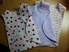 Preemie Gowns made for NHAP