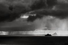 MICHAEL HERRMANN       PHOTOGRAPHY: Black and White Landscape Photography Wild Atlantic Way, Black And White Landscape, Landscape Photography, Coast, Clouds, Gallery, Outdoor, Outdoors, Scenery Photography