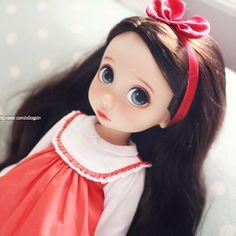Dress : Disney Animator Doll