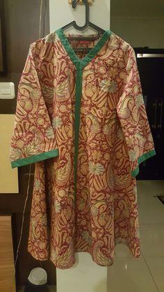 Tunik batik tulis cirebonan