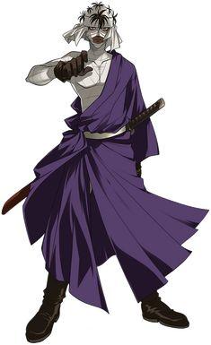 Shishio Makoto - Samurai X