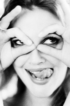 """Let your freak flag fly, and if someone doesn't get you- move on.""---Drew Barrymore"