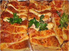 Οι λιχουδιές της Μαριφάνης: Αρμυρό γιαουρτοκέικ Cookie Dough Pie, Spanakopita, Greek Recipes, Food And Drink, Pizza, Cheese, Breakfast, Ethnic Recipes, Cup Cakes