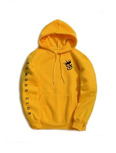 Golden yellow hoodie Cotton / Polyester Logo print on left chestFamous Club Screen printed on right sleeveAlso available in WhiteVery Popular Item, get yours today Dope Outfits, Club Outfits, Kids Outfits, Summer Outfits, Fashion Outfits, Yellow Hoodie, Black Hoodie, Supreme Clothing, Best Friend Outfits