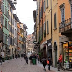 Tips on things to do in Bergamo
