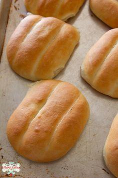 Bread Dough Recipe, Best Bread Recipe, Bread Recipes, Cooking Recipes, Mexican Sweet Breads, Mexican Bread, Mexican Food Recipes, Mexican Torta Bread Recipe, Bolillo Recipe