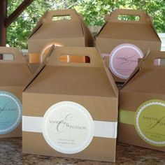 Personalized Hotel Welcome Boxes -