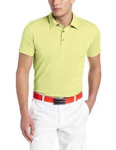 PUMA Puma Golf Na Men'S Tech Polo. #puma #cloth #