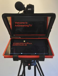 Come take a look at ArtStreamingTV and see what we get up to!  http://www.artstreamingtv.com