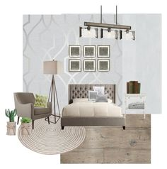 """moodboard_7"" by squirreldaria on Polyvore featuring interior, interiors, interior design, home, home decor, interior decorating, Apex, Lands' End, Eichholtz and Kichler"