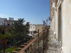 "Panorama, ""Palazzo Ducale"", Martina Franca Puglia Italia (Luglio)"
