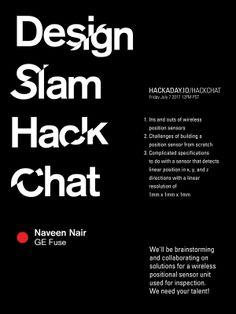Friday Hack Chat: A Design Slam Challenge From: http://ift.tt/2thcwBa - https://www.kali.org