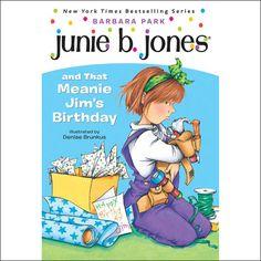 Junie B. Jones and that Meanie Jim's Birthday, Book 6...: Junie B. Jones and that Meanie Jim's Birthday, Book 6… #KidsampYoungAdults
