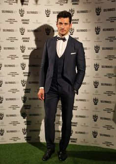 David Gandy at the London Collections: Men June 2012