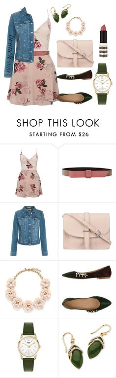 """Brunch with Friends"" by sonyastyle ❤ liked on Polyvore featuring Lipsy, Lanvin, Tommy Hilfiger, M.N.G, J.Crew, Lisa C Bijoux, Henry London, Palm Beach Jewelry, Topshop and brunch"