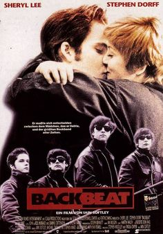Backbeat (1995) - Brilliant Movie of the Beatles early career in Liverpool & Hamburg....