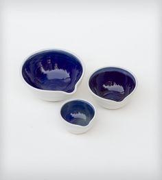Nesting Prep Bowls - Set of 3