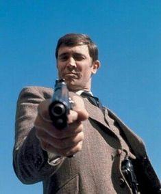 George Lazenby as James Bond. #JamesBondIsAll