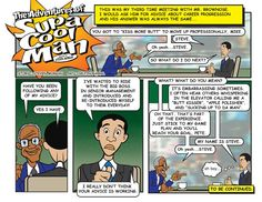 Adventures of Supa Cool Man - Corporate Mentorship and Diversity help in age of Obama