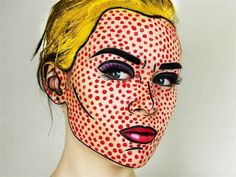 Easy Face Painting Ideas for Halloween | Apartment Therapy